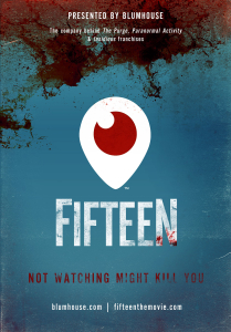 Fifteen_The Movie Poster